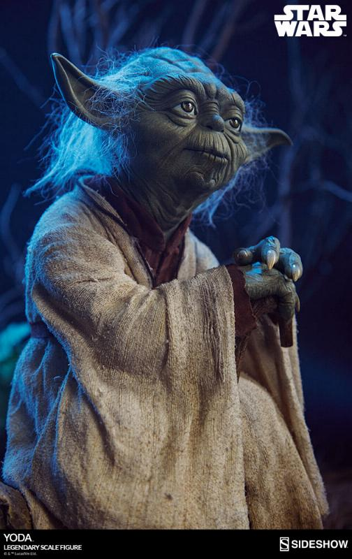 Sideshow Collectibles - Yoda Legendary Scale Figure Yoda_l13