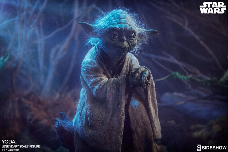 Sideshow Collectibles - Yoda Legendary Scale Figure Yoda_l15