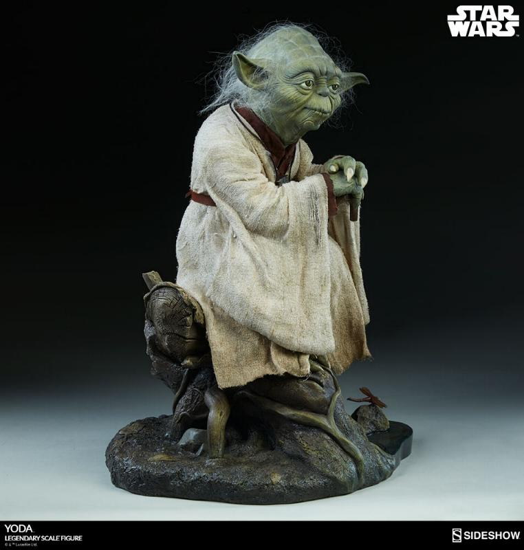 Sideshow Collectibles - Yoda Legendary Scale Figure Yoda_l18