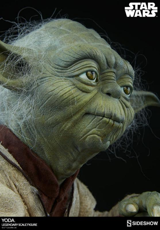 Sideshow Collectibles - Yoda Legendary Scale Figure Yoda_l19