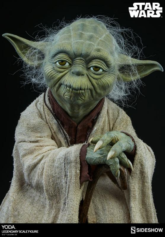 Sideshow Collectibles - Yoda Legendary Scale Figure Yoda_l20