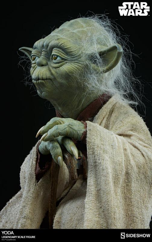 Sideshow Collectibles - Yoda Legendary Scale Figure Yoda_l23