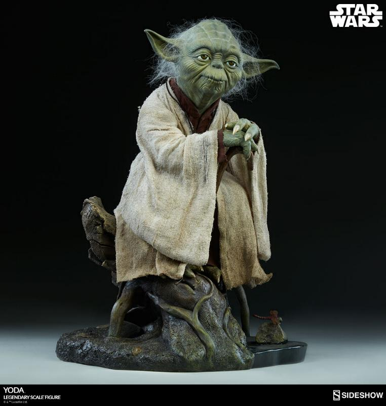 Sideshow Collectibles - Yoda Legendary Scale Figure Yoda_l27