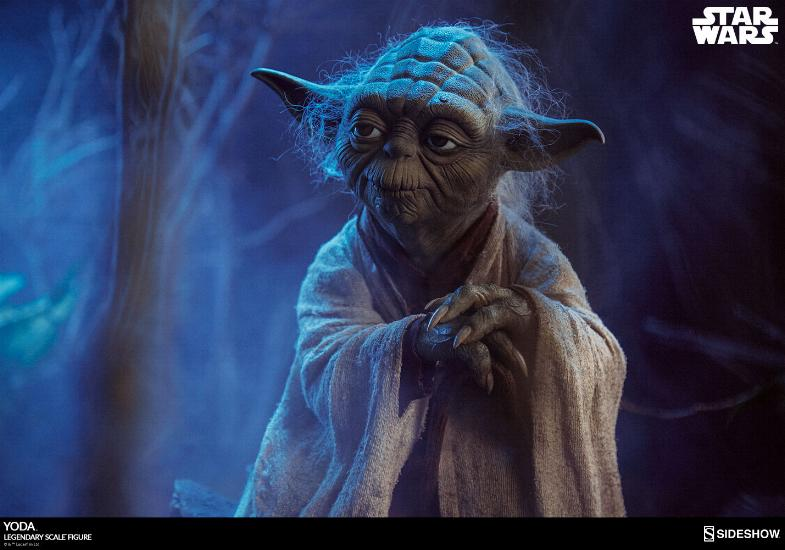 Sideshow Collectibles - Yoda Legendary Scale Figure Yoda_l32