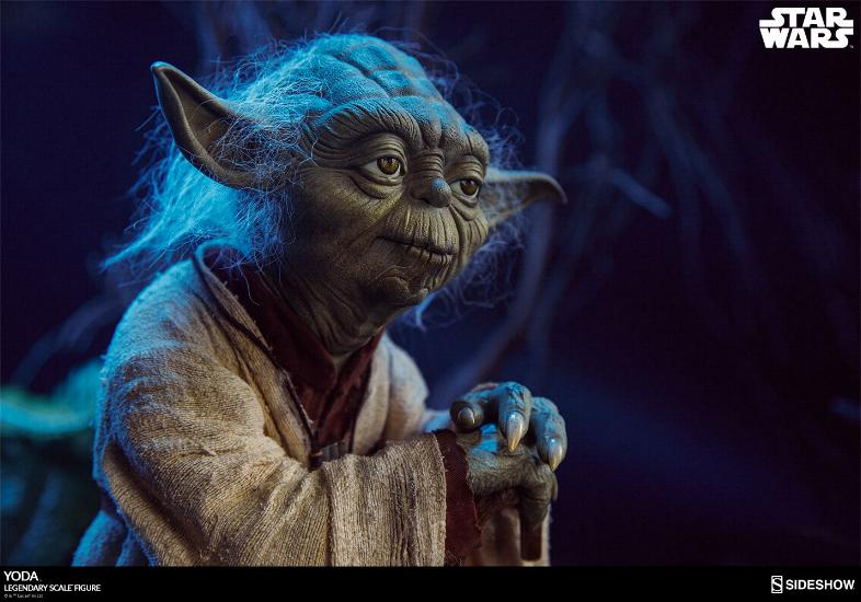 Sideshow Collectibles - Yoda Legendary Scale Figure Yoda_l33