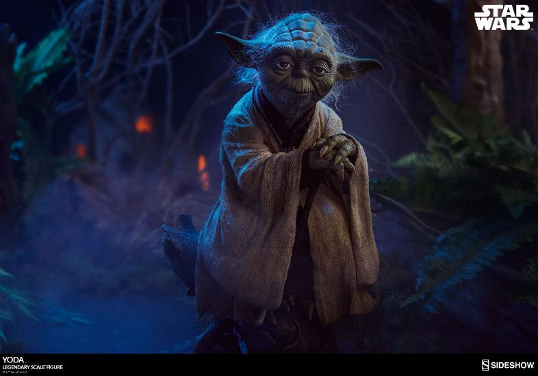Sideshow Collectibles - Yoda Legendary Scale Figure Yoda_l35