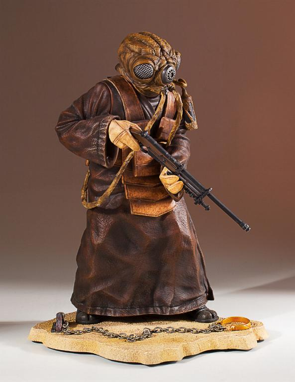 Gentle Giant - Star Wars Zuckass 1:8th scale statue Zu_0310