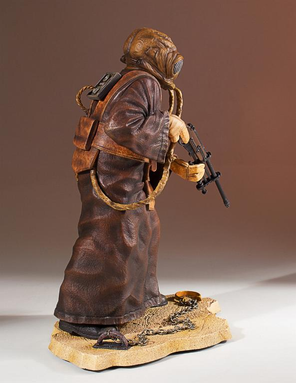 Gentle Giant - Star Wars Zuckass 1:8th scale statue Zu_0510