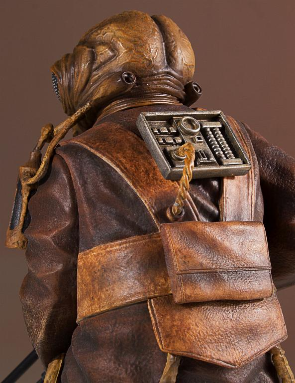 Gentle Giant - Star Wars Zuckass 1:8th scale statue Zu_1410