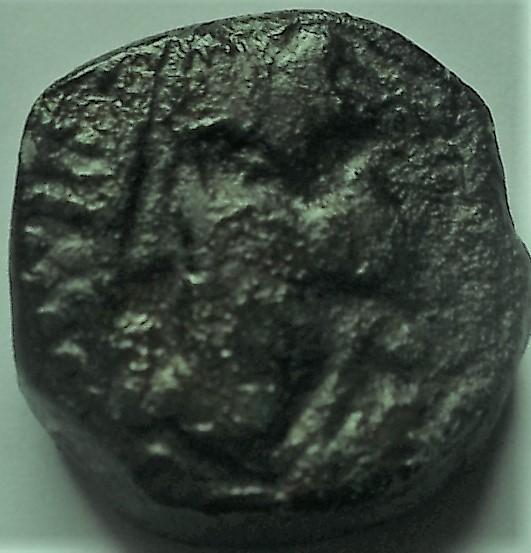 monnaie en bronze Dscf3322