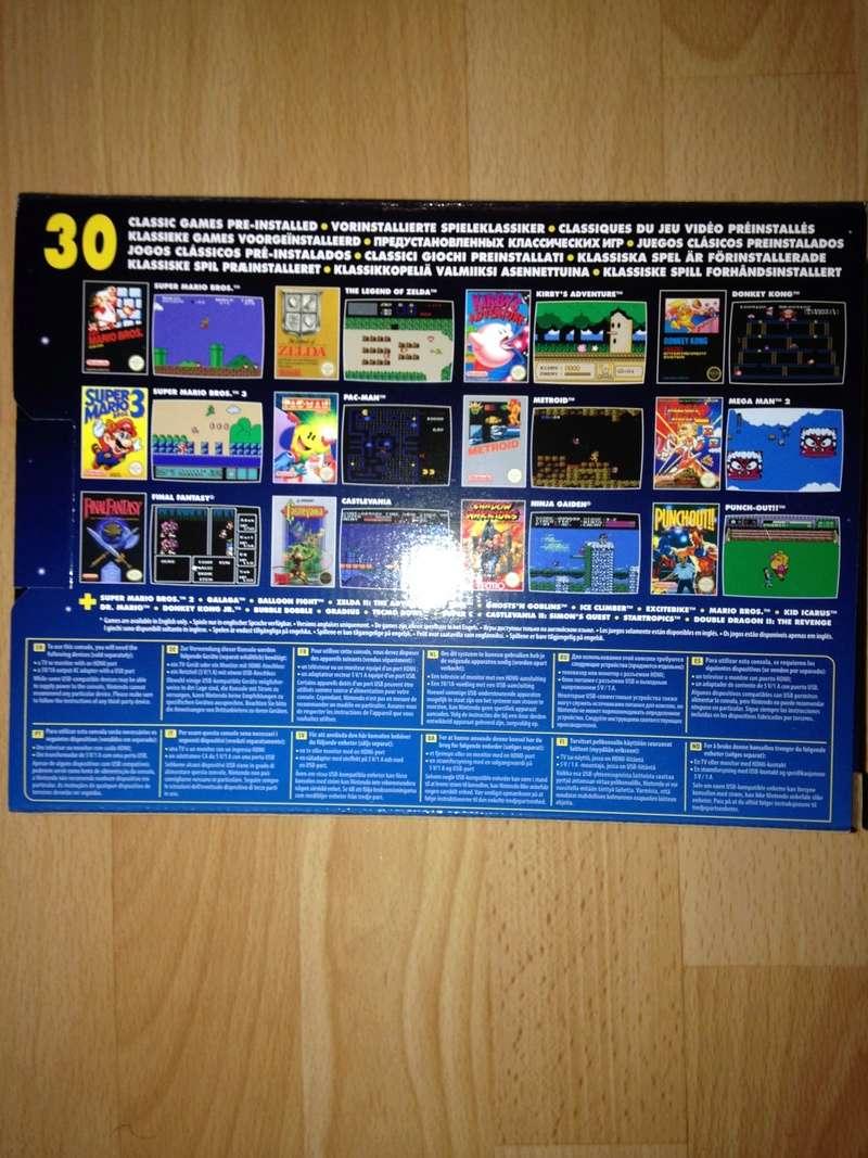 [Vds] RB Spécial AES, mini nes neuve & Stick Neo Geo X neuf Img_1512