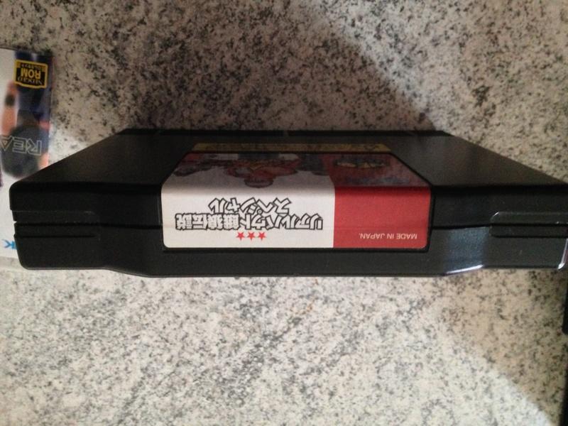 [Vds] RB Spécial AES, mini nes neuve & Stick Neo Geo X neuf Img_1522