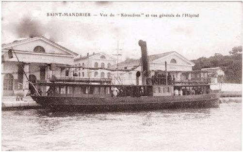 [Les ports militaires de métropole] TOULON au début des années 60 - Page 24 Keraud10