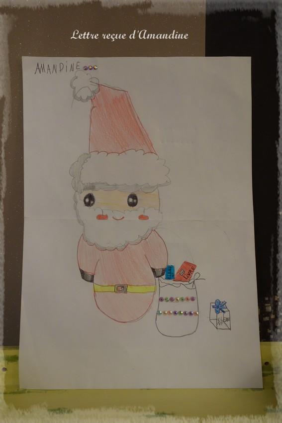 La galerie de la lettre au Père Noël - Page 3 Lettre10