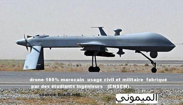 Nous, l'Espagne et l'Algérie نحن و إسبانيا الجزائر   Drone_10