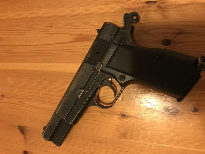 Pistolet Kareen Mk II israélien 0bad7d10