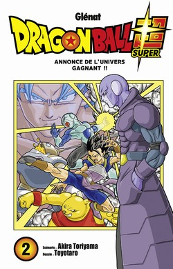 Dragon ball Super (Glénat 2017-.....) 97823410