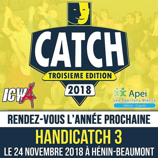 Gala Handicatch 2 le 25/11/2017 à Hénin Beaumont  Dpgmqx10