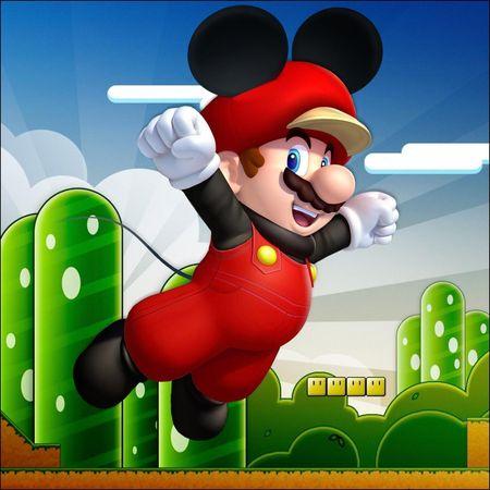 Disney rachète Nintendo Mario_10