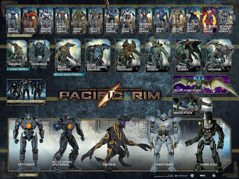 Dans le placard de Deadpool - Page 3 Pacrim10