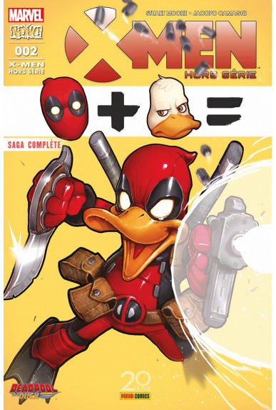 Les Comics (Marvel, DC,...), vos avis, critiques et coups de coeur - Page 7 X-men-10