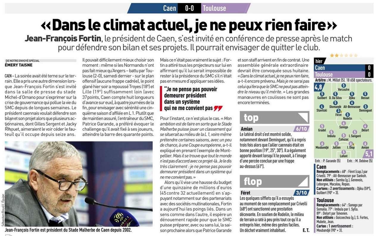 [33e journée de L1] SM Caen 0-0 Toulouse FC - Page 2 2610
