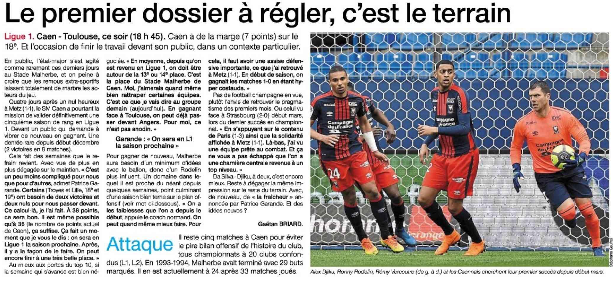 [33e journée de L1] SM Caen 0-0 Toulouse FC - Page 2 Eqp10