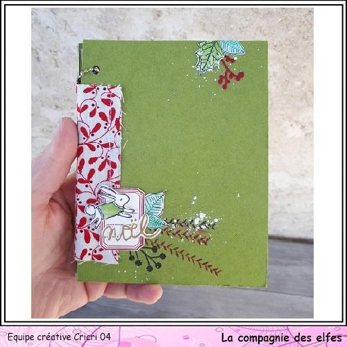 Mini album by Cricri, Noël, souvenirs. Cricr117