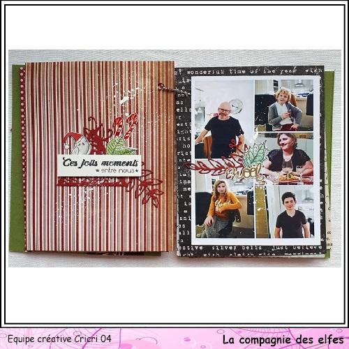 Mini album by Cricri, Noël, souvenirs. Cricr120