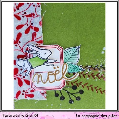 Mini album by Cricri, Noël, souvenirs. Cricr123