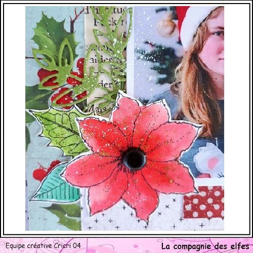 Mini album by Cricri, Noël, souvenirs. Cricr124
