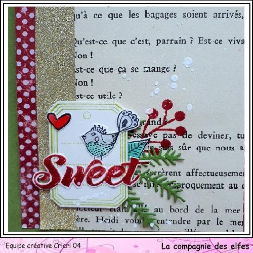 Mini album by Cricri, Noël, souvenirs. Cricr125