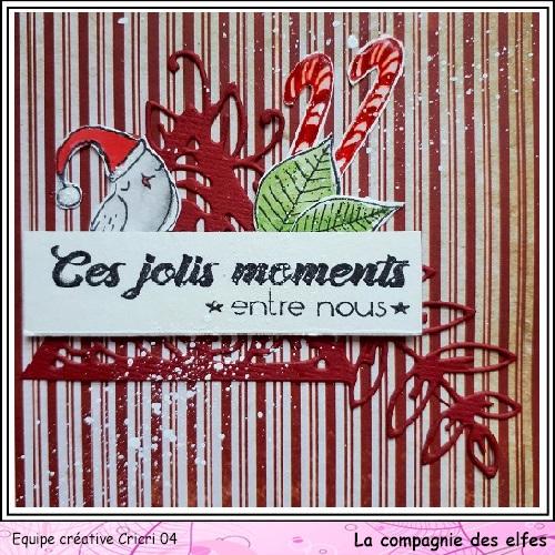 Mini album by Cricri, Noël, souvenirs. Cricr127