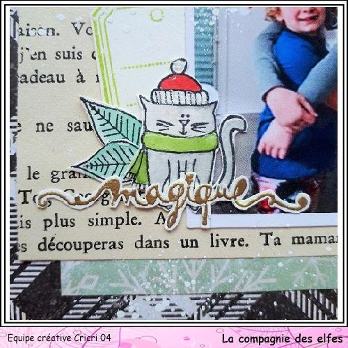 Mini album by Cricri, Noël, souvenirs. Cricr129