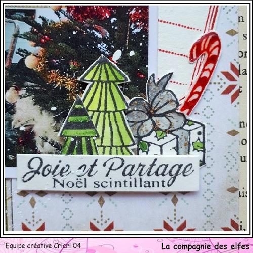 Mini album by Cricri, Noël, souvenirs. Cricr131