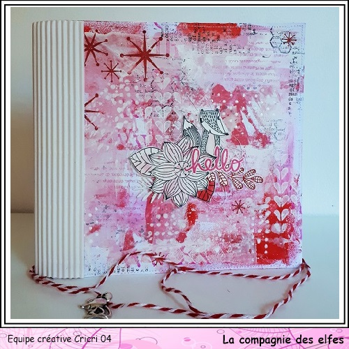 Pochette surprise Rose  Cricr140