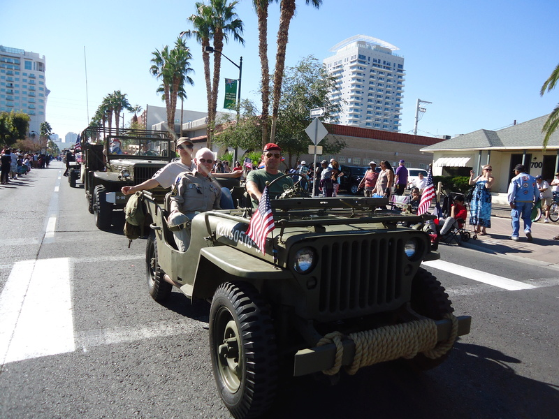 11 Novembre / veterans day 2017 a Las Vegas Dsc02617