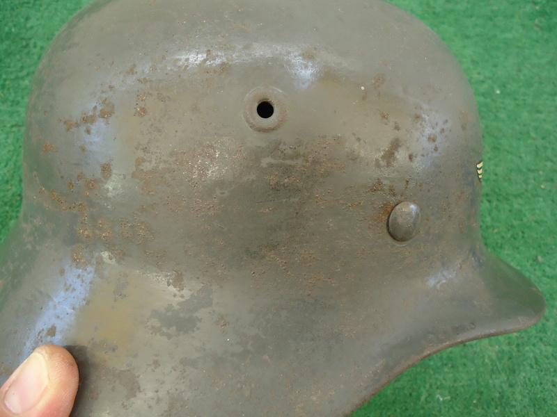 coque de casque M42 a decaper Dsc05511