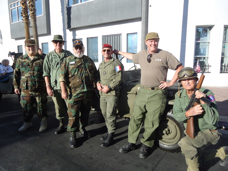 11 Novembre / veterans day 2017 a Las Vegas Dsc05756