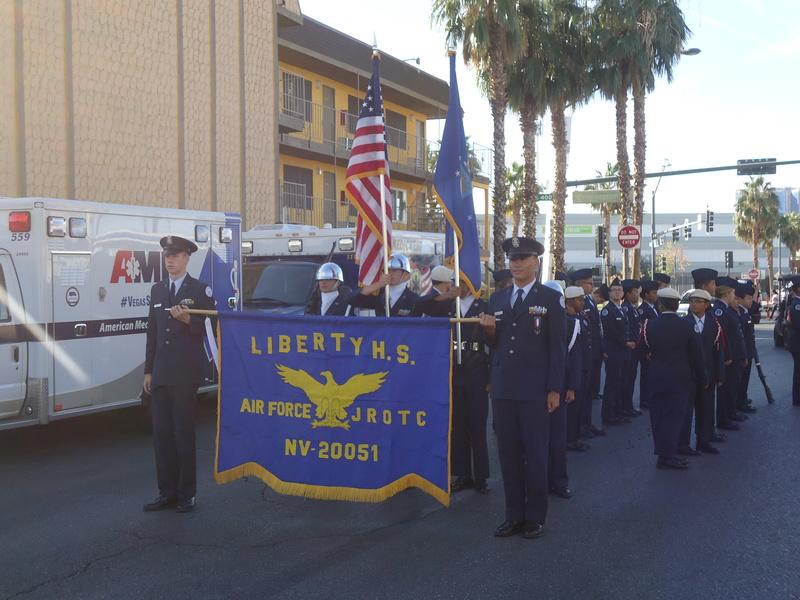 11 Novembre / veterans day 2017 a Las Vegas Dsc05757