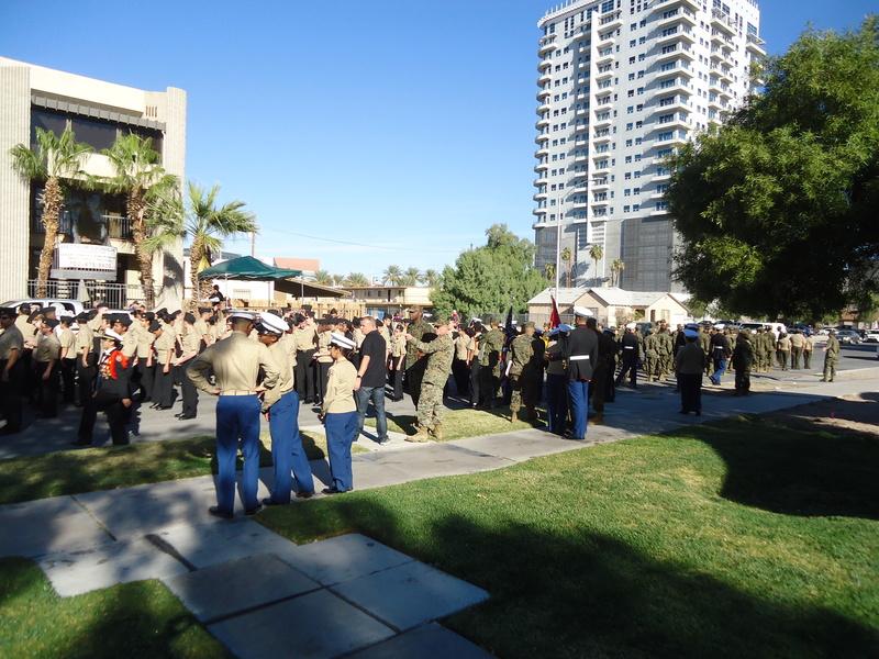 11 Novembre / veterans day 2017 a Las Vegas Dsc05758