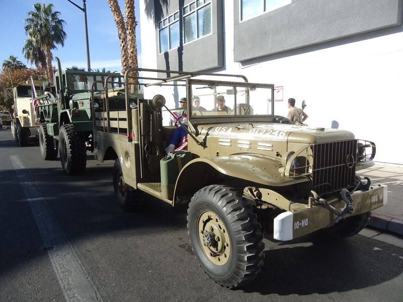 11 Novembre / veterans day 2017 a Las Vegas Dsc05759