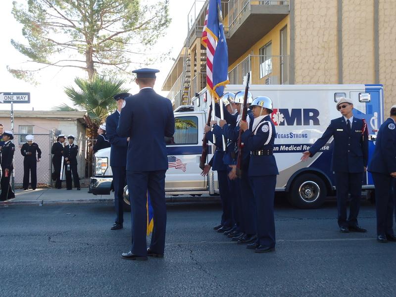 11 Novembre / veterans day 2017 a Las Vegas Dsc05761