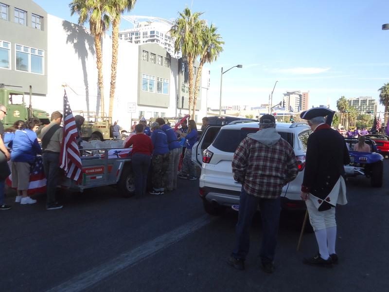 11 Novembre / veterans day 2017 a Las Vegas Dsc05765