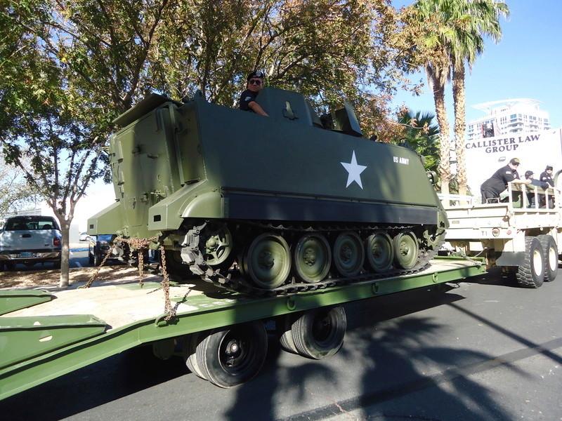 11 Novembre / veterans day 2017 a Las Vegas Dsc05776