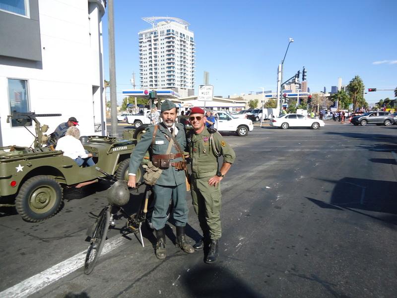 11 Novembre / veterans day 2017 a Las Vegas Dsc05779