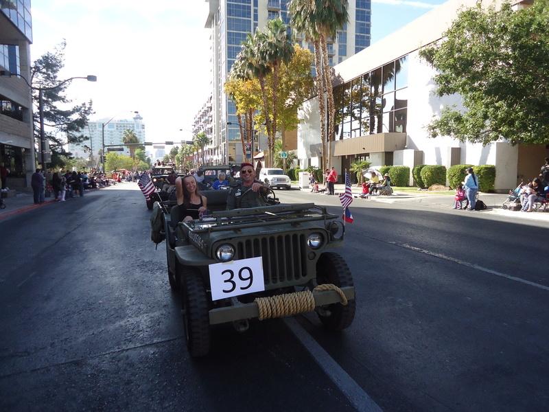 11 Novembre / veterans day 2017 a Las Vegas Dsc05787
