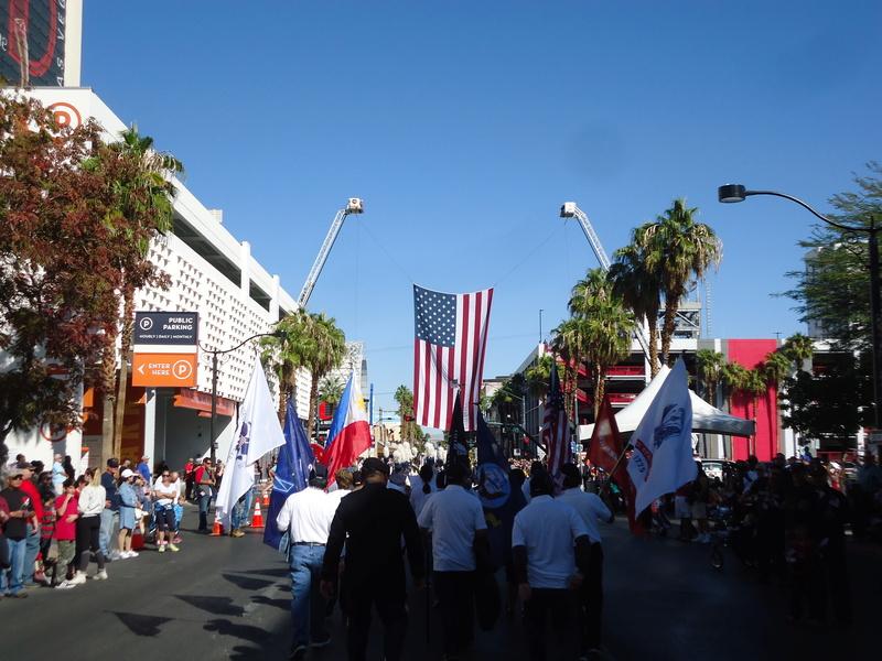 11 Novembre / veterans day 2017 a Las Vegas Dsc05788
