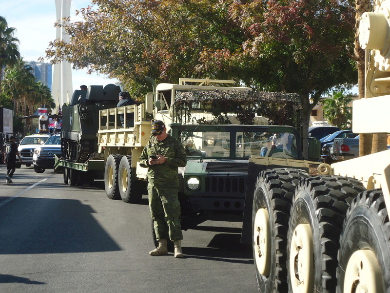 11 Novembre / veterans day 2017 a Las Vegas Dsc05790