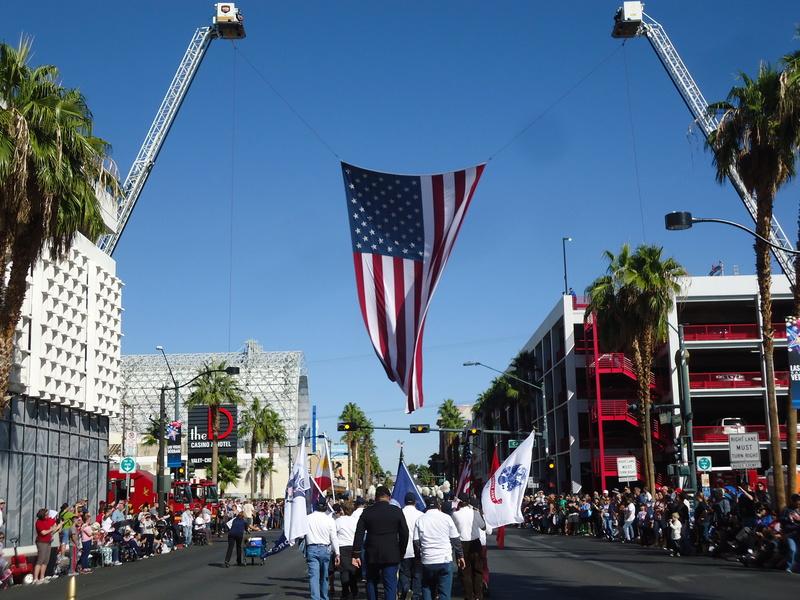 11 Novembre / veterans day 2017 a Las Vegas Dsc05816
